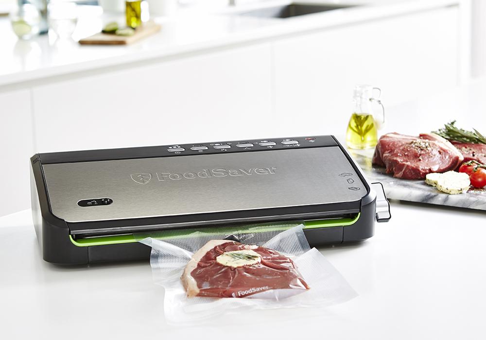 Helt nya FoodSaver FFS005 - Foodsavers vakuumförpackare IW-13