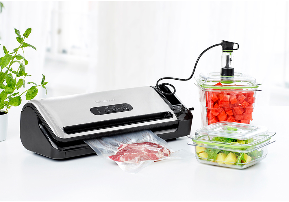 Nykomna FoodSaver Stream - Foodsavers vakuumförpackare WL-12